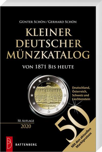 Kleiner deutscher Münzkatalog von 1871 bis heuteKleiner deutscher Münzkatalog - von 1871 bis heute - Gerhard Schön -